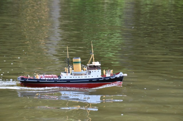 Barry's Ocean Tug 'Danny Hugo'
