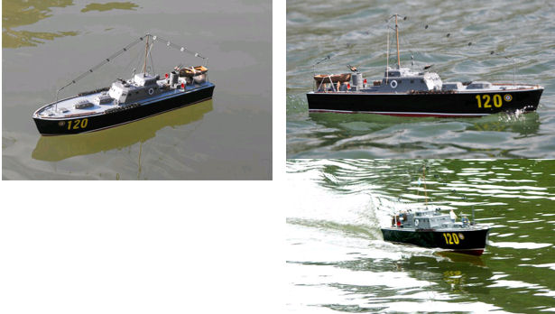 Military | Gloucester & District Model Boat Club