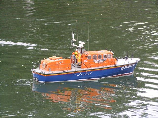 Laurence's Lifeboat