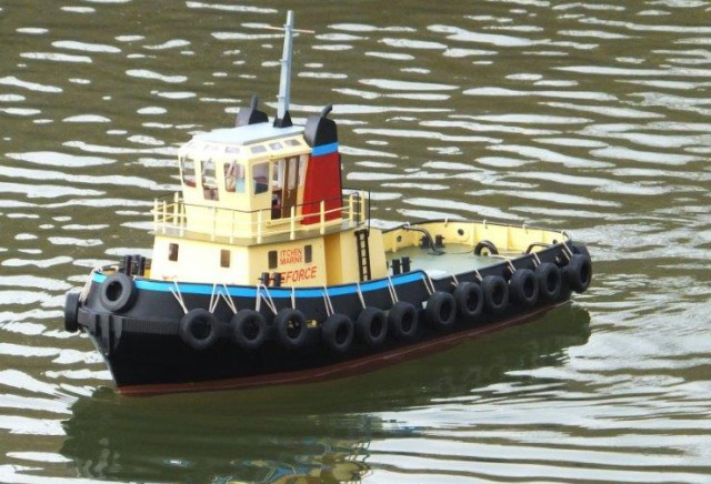 Mike's Wyeforce tug 2