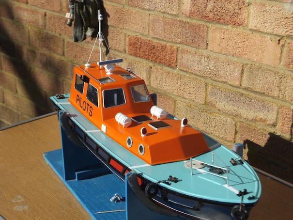 Teds Pilot Boat