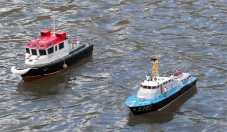 Trevor's RAF & Pilot Boat