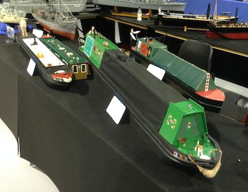 warwick-show-narrow-boats