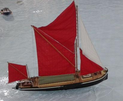 Dave'e Thames Barge