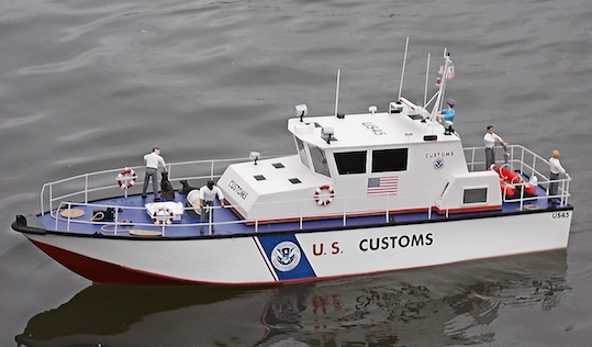Rpss's US Customs launch