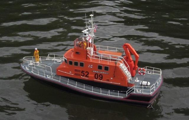 Keith's 1/12 scale Lifeboat